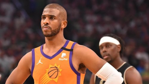 Agents: New four-year deal keeps Paul with Suns