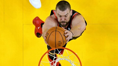 Marc Gasol says it was tough to leave the Toronto Raptors for the Los Angeles Lakers