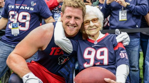 Lesser-known stories of J.J. Watt's impact on Houston off the field