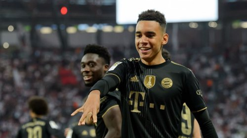 Bayern Munich's Jamal Musiala is the next big thing... and his mum still drives him to training