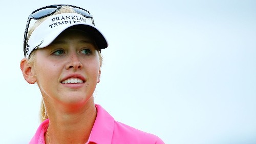 Jessica Korda with 60 moves within 2 shots of Danielle Kang in LPGA Tour opener