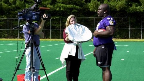 Fight for life: Ex-Ravens lineman Lional Dalton waiting for transplant