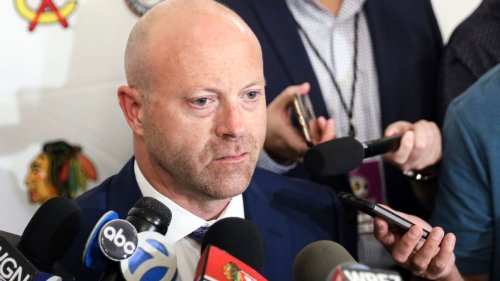 In 'best interests of USA Hockey,' Stan Bowman steps down as GM of 2022 Olympic men's team after Chicago Blackhawks investigation
