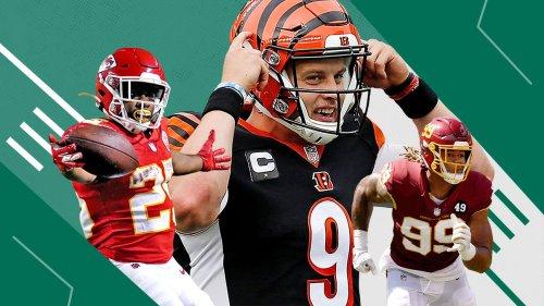 Week 2 NFL Power Rankings: 1-32 poll, plus each team's best rookie debut
