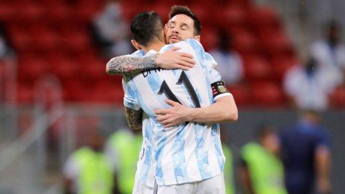 Argentina vs. Paraguay - Football Match Report - June 22, 2021 - ESPN