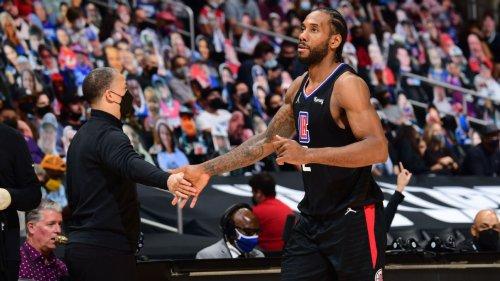 LA Clippers' Kawhi Leonard out for Game 2; Marcus Morris' status uncertain