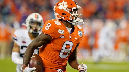 Clemson's Justyn Ross to return after missing 2020 season with spinal condition