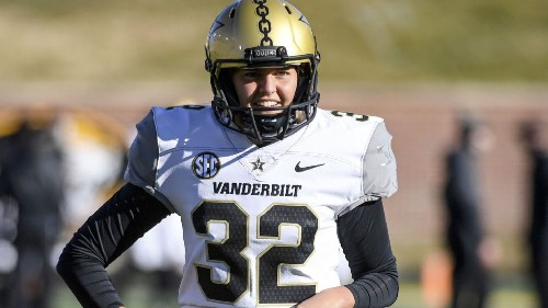 Sarah Fuller set to kick for Vanderbilt football again after breaking barrier