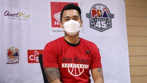 GAB suspends basketball player Daniel De Guzman's license after snub