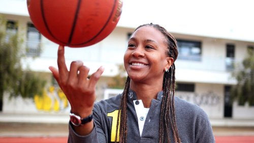 Hall of Fame-bound Tamika Catchings and our conversation that affirmed everything