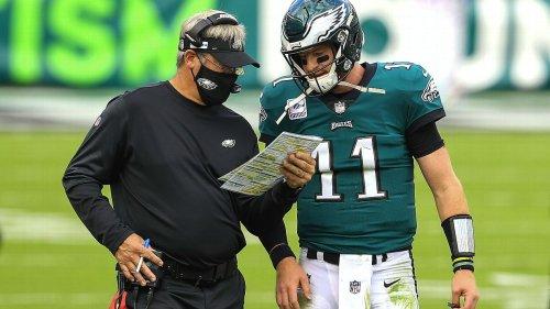 Sources: Carson Wentz-Doug Pederson relationship fractured beyond repair; Philadelphia Eagles QB plans to ask for trade