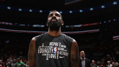 Brooklyn Nets' Kyrie Irving bought house for family of George Floyd, former NBA player Stephen Jackson says