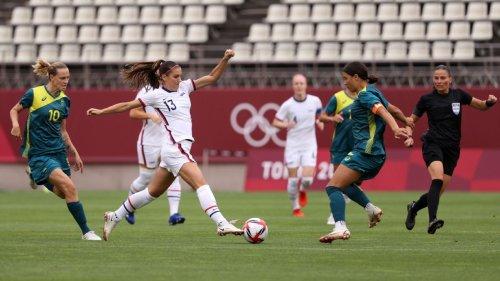 United States vs. Australia - Football Match Report - July 27, 2021 - ESPN