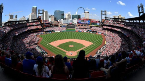 St. Louis Cardinals get approval to have 32% capacity at Busch Stadium