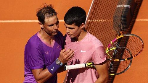 Nadal routs teen sensation Alcaraz in Madrid