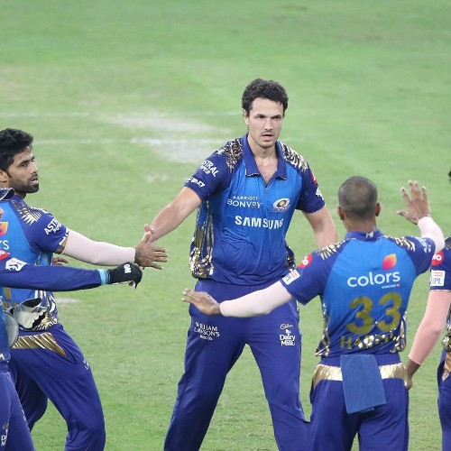 Nathan Coulter-Nile expected his release from Mumbai Indians: 'They paid overs for me'