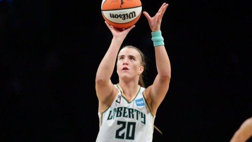 New York Liberty's Sabrina Ionescu leading WNBA jersey sales
