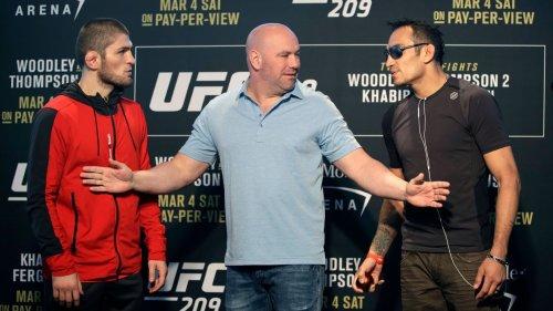 The best UFC fights that never were, including Khabib Nurmagomedov-Tony Ferguson