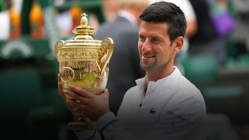 Stats: Djokovic ties Federer, Nadal's 20 Grand Slams with 6th Wimbledon title