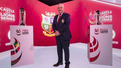 British Irish Lions squad strength reinforced by big-name absentees