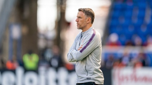 Phil Neville steps down from England to take Inter Miami job