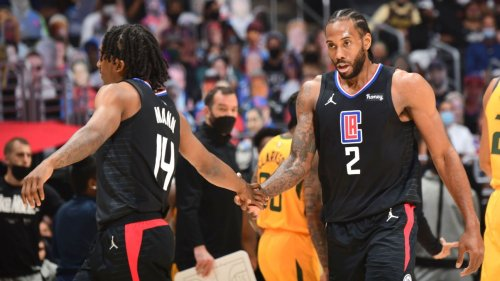 LA Clippers' Kawhi Leonard could miss rest of series with knee injury