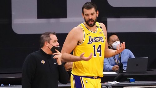 Los Angeles Lakers' Marc Gasol frustrated with role since Andre Drummond's arrival