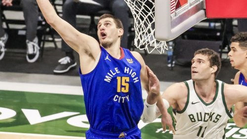 Denver Nuggets' Nikola Jokic joins Wilt Chamberlain as only centers with 50 triple-doubles