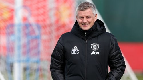 Man United not far from Champions League elite clubs - Solskjaer