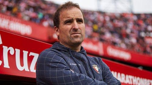 Osasuna's Arrasate talks coaching, being called Spain's 'Jurgen Klopp' and soccer during pandemic
