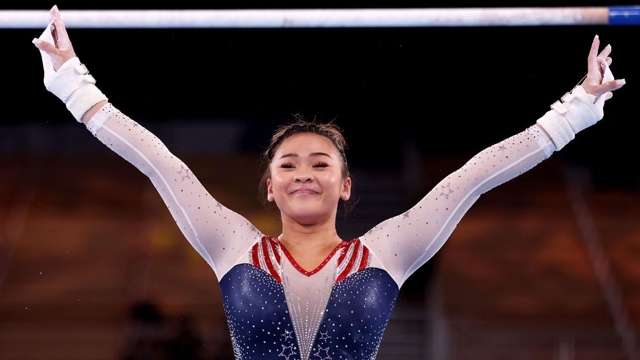 ICYMI: Team USA's Suni Lee wins Olympic gold, plus more from women's gymnastics all-around in Tokyo