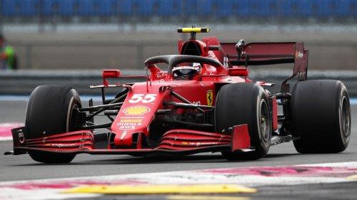 Ferrari struggling with overt front tyre wear