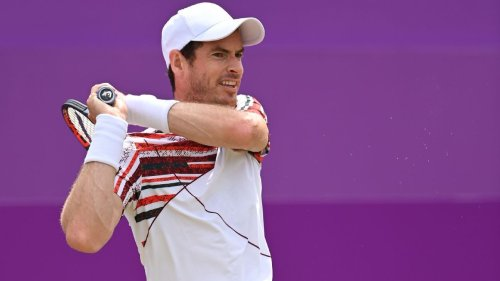 Andy Murray knocked out at Queens Club last-16 after loss to Italy's Matteo Berrettini
