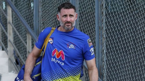 Michael Hussey, and rest of Australia contingent in Maldives, set to fly home