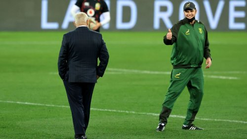 Springboks to play Bulls before Lions Tests