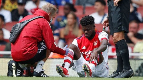 Sources: Arsenal blow as Partey injury confirmed