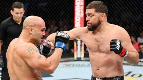 UFC 266: Conor McGregor, Kamaru Usman and other UFC fighters react to Nick Diaz vs. Robbie Lawler