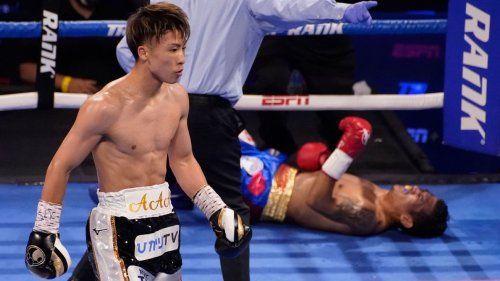 What is the ceiling for Naoya Inoue? Did Anderson Silva's win land him a boxing megafight?