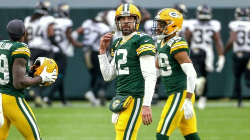 Packers' Aaron Rodgers has just 89 interceptions in 6,587 passes -- and he hates every one of them