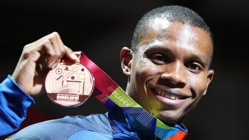 Olympic sprinter Alex Quinonez fatally shot in Ecuador