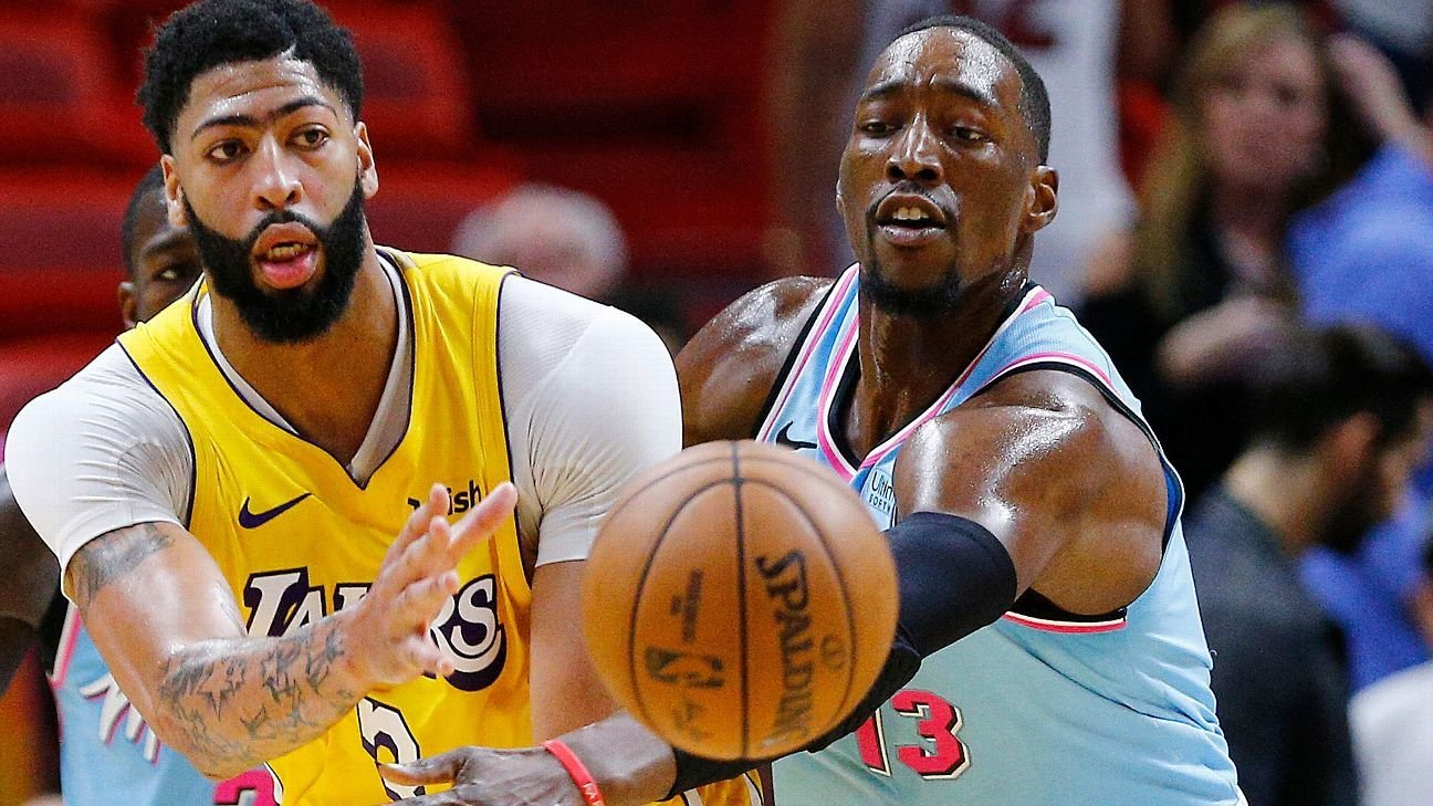 NBA Finals: Experts' picks for Lakers-Heat