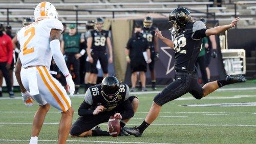 Vanderbilt kicker Sarah Fuller first woman to score in Power 5 football game