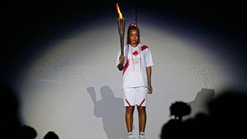 Olympics 2021: Naomi Osaka shines in closing the opening ceremony