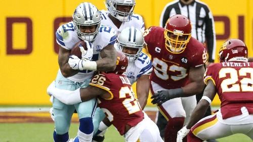 NFL games on Thanksgiving Day: Schedule guide, game picks, fantasy football tips, odds, injuries and more