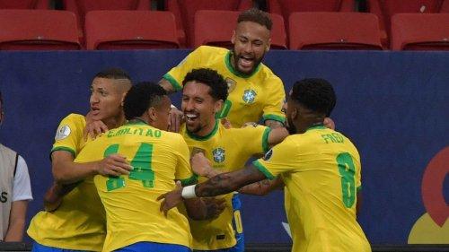 Brazil kick off Copa America with comfortable win over Venezuela