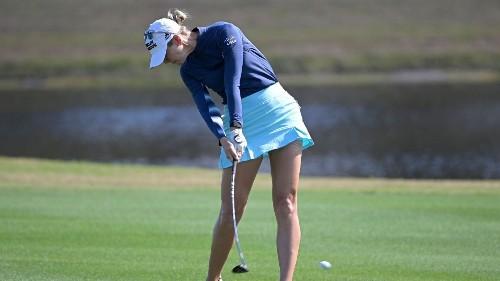 Jessica Korda rallies to beat Danielle Kang in playoff at LPGA opener