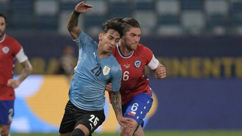 Youngsters relishing the big stage at the Copa America