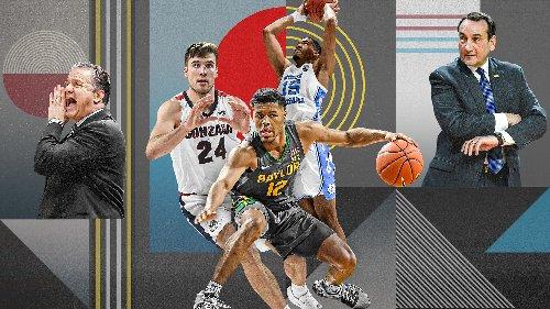 The varying states of NCAA tournament Bracketology