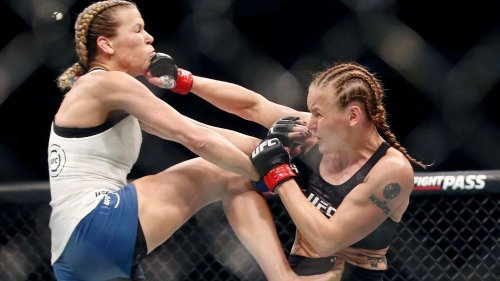 UFC 261 a showcase of the increasingly undeniable power of women's MMA