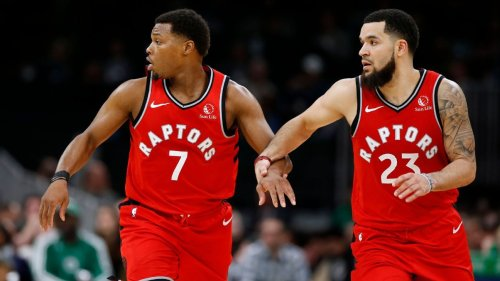 The Toronto Raptors might be the scariest team in the East